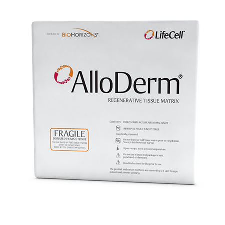 Picture for category AlloDerm RTM/GBR