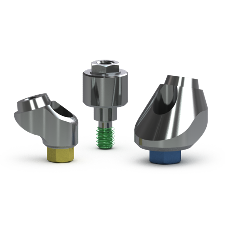 Picture for category Abutment for Screw