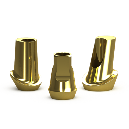 Picture for category Cementable Abutments